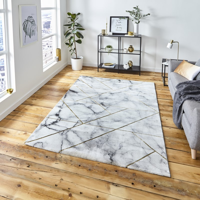Chigwell Rug Ivory/Gold