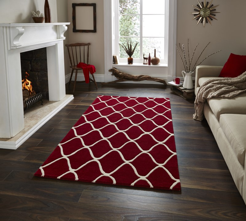 Epping Rug Red