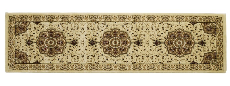 Hatton Rug Cream/Red