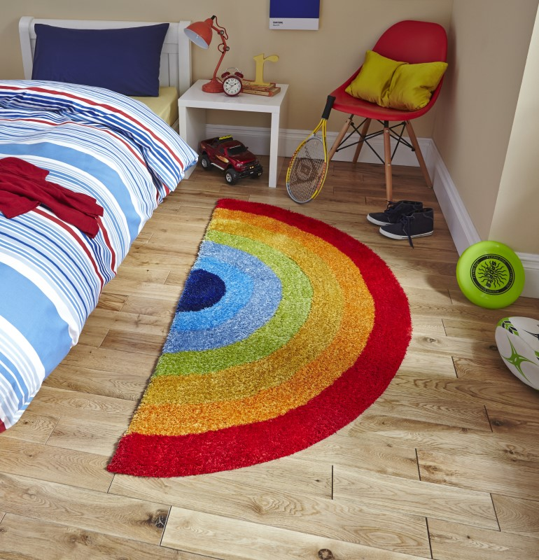High Gate Kids Rug Multi