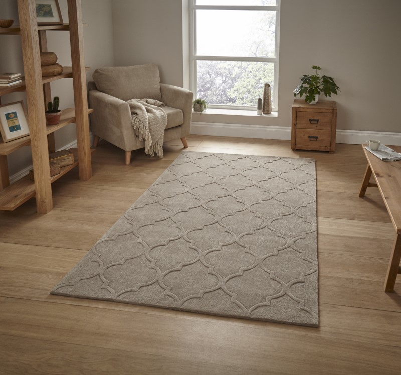 High Gate Rug Beige