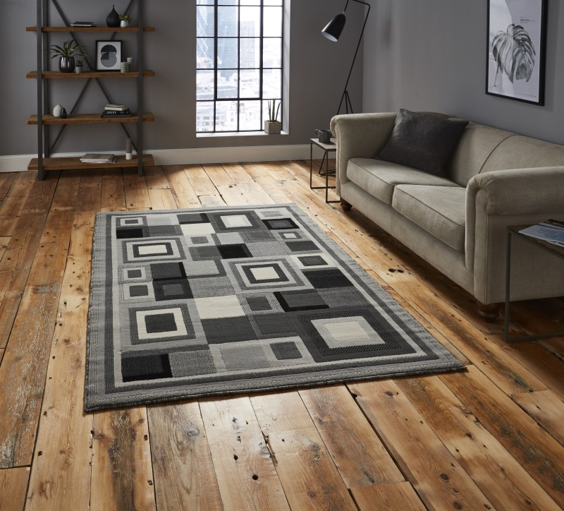 Hounslow Rug Grey