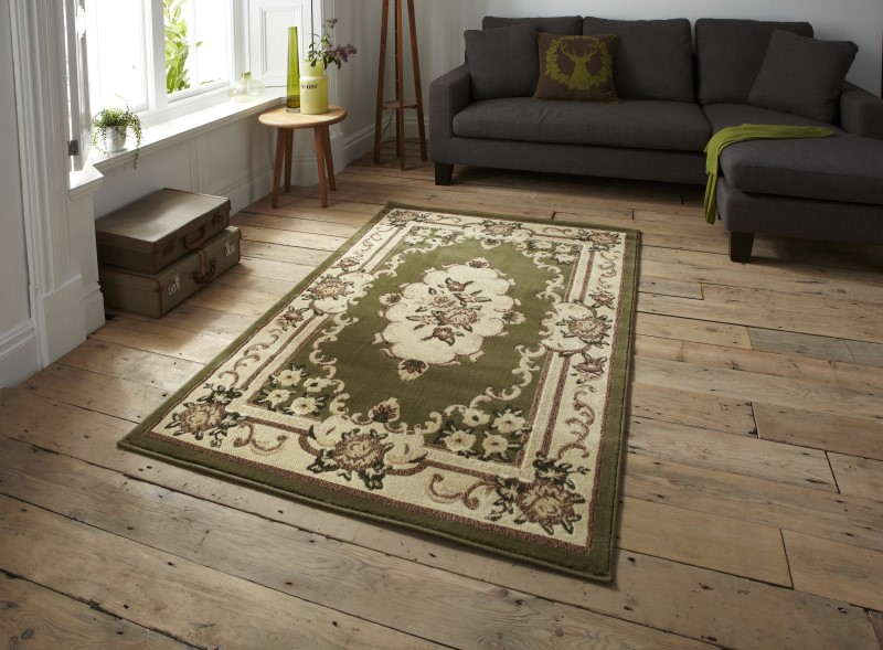 Maida Rug Light Green