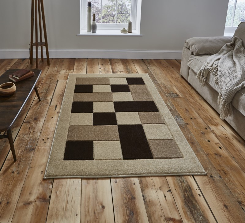 Mansion Rug Beige