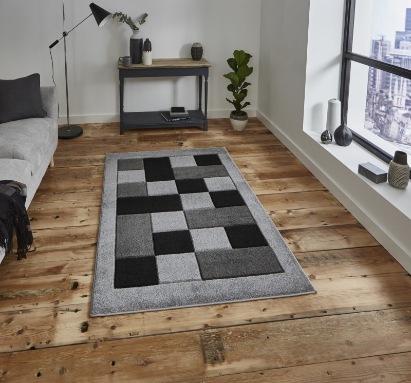 Mansion Rug Grey